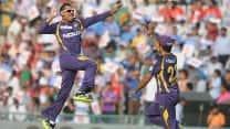 Mumbai Indians (MI) vs Kolkata Knight Riders (KKR), IPL 2014: Mumbai Indians 113/5 in 18 overs