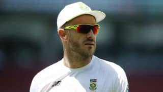 Faf du plessis on Sarfraz Ahmen's racial slur: We can forgive but that doesn't mean we brush it under the table