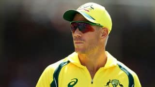 Warner fears pay dispute may hamper AUS tour of BAN and Ashes 2017-18