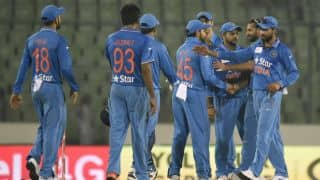India Vs West Indies, 1st T20 International 2016: IND win toss and elect to bowl