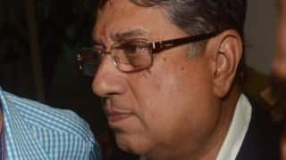 Supreme Court may order BCCI President N Srinivasan to resign