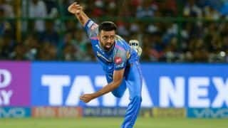 India comeback not on Jaydev Unadkat's mind