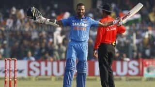 Shikhar Dhawan reaches top-10 of ICC ODI Rankings for batsmen