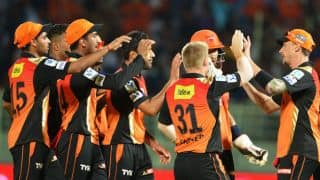 Rajasthan Royals vs Sunrisers Hyderabad Free Live Cricket Streaming Online on Star Sports: IPL 2015, Match 41