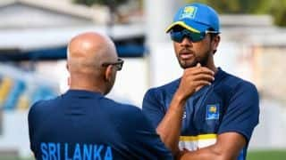 Dinesh Chandimal ruled out of second Test against England; Suranga Lakmal named Sri Lanka captain