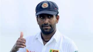 Sri Lanka looking to restrict India under 350: Dhammika Prasad
