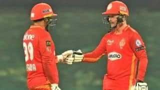 PSL 2021 Islamabad United vs Peshawar Zalmi Eliminator 2 Live Streaming Cricket: When And Where to Watch ISL vs PES Live Stream Match Online And on TV