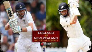 Live Cricket Score England vs New Zealand 2015, 2nd Test at Headingley, Day 1, NZ 297/8 after 65 overs: Eng right on top