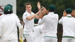जीत के बाद भी दक्षिण अफ्रीकी टीम को लगा बड़ा झटका