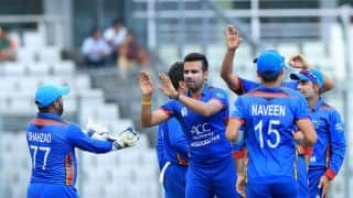 Live Cricket Score, UAE vs Afghanistan, 3rd T20I, Dubai: Afghanistan win by 44 runs