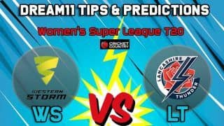 Dream11 Team Western Storm vs Lancashire Thunder, Women's Super League T20 – Cricket Prediction Tips For Today's match WS vs LT at Boughton Hall Cricket Club Ground, Chester