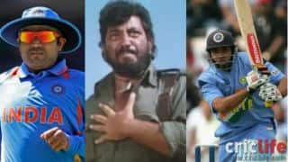 Virender Sehwag reveals what Gabbar Singh in Sholay would have asked VVS Laxman!