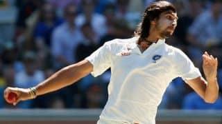India vs Australia 2014-15, 3rd Test in Melbourne: Ishant Sharma dismisses Joe Burns