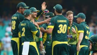 Australia vs South Africa 2014, 5th ODI at Sydney