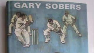 When Garry Sobers lent his name to a science-fiction novel
