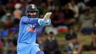 Dinesh Karthik gradually gaining in confidence as a finisher