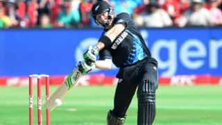 Martin Guptill hits the 2nd fastest fifty in one-dayers during New Zealand vs Sri Lanka, 2nd ODI
