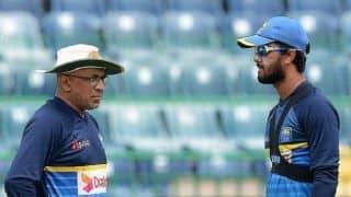 Sri Lanka relive coach Chandika Hathurusingha of selection matters on tour
