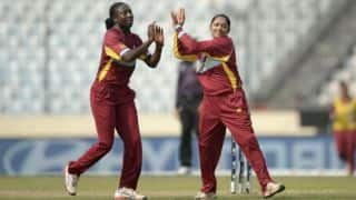 West Indies Women vs South Africa Women, 2nd T20I:  Anisa Mohammed hat-trick seals nine-wicket win for West Indies