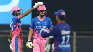 IPL 2021: Chris Morris' Cameo Powers Rajasthan Royals to 3-Wicket Win Over Delhi Capitals | SEE Pictures