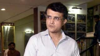Sourav Ganguly: Virat Kohli agreed for day-night test in 3 seconds