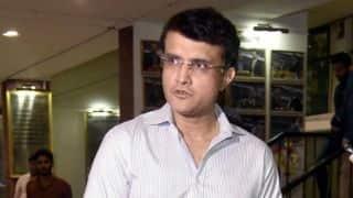 विराट कोहली ने तीन सेकेंड में डे-नाइट टेस्ट खेलने के लिए हां कर दी थी : सौरव गांगुली