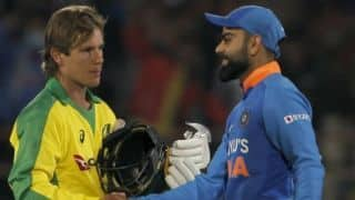 Adam Zampa becomes most successful bowler against Virat Kohli in limited overs cricket