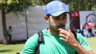 SC to hear S. Sreesanth's plea against life ban imposed by BCCI