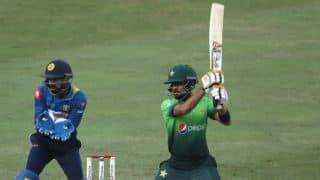 Babar Azam, Shoaib Malik propel Pakistan to 292 for 6 against Sri Lanka in 1st ODI