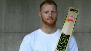 Ben Stokes finds new cricket kit sponsor