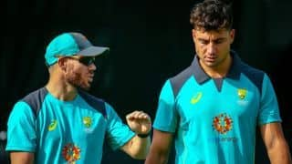 Cricket World Cup 2019: Marcus Stoinis ruled out of Australia vs Sri Lanka at Oval