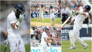 India vs England 2014 1st Test, Tea Day 3: Bulletin from Trent Bridge