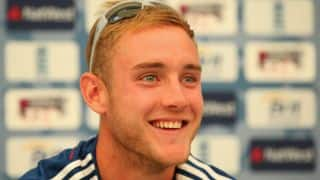 Stuart Broad replaces Liam Plunkett in England's ODI squad vs South Africa