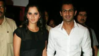 Sania Mirza ready to cheer Shoaib Malik in do-or-die clash against Sri Lanka