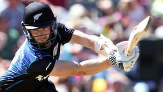 Live Cricket Score New Zealand vs Pakistan 2015, 2nd ODI at Napier: New Zealand win by 119 runs