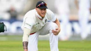 Stokes ruled out of Test series against Sri Lanka