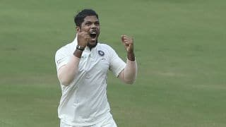 Umesh Yadav: Refreshed and recalculated fast bowler targets Test success after time away
