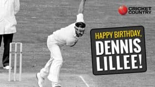Happy Birthday, Lillee: Former AUS fast bowler turns 67