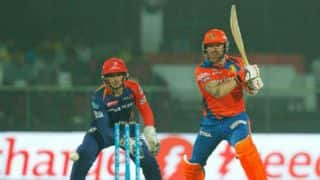 DD restrict GL to 172 for 6 despite McCullum-Smith's blistering show in IPL 2016