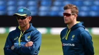 We're not batting well enough: Justin Langer
