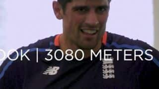 When it comes to Yo-Yo Test, 33-year-old Alastair Cook is an absolute machine