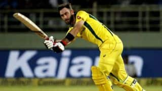 India vs Australia T20: Glenn Maxwell focussed on consistency as World Cup approaches