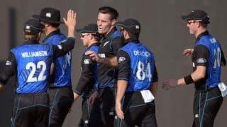 Live Cricket Scorecard: New Zealand vs Sri Lanka 2014-15, 1st ODI at Christchurch