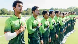 Pakistan finish 3rd, Afghanistan 4th after rain abandons play