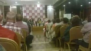 Madhav Apte, 82, launches his autobiography