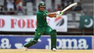 Kamran Akmal's 48 steers Pakistan to 137-8 vs West Indies in 3rd T20I at Port of Spain