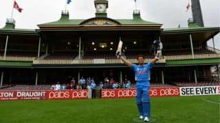 Sachin Tendulkar's statue transferred out of Sydney's Madame Tussauds
