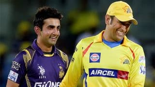 Chennai Super Kings vs Kolkata Knight Riders, IPL 2015 Match 28 at Chennai