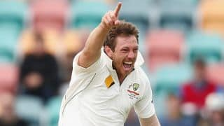 James Pattinson replaces Peter Siddle as Australia name their playing XI against New Zealand for 2nd Test at Christchurch