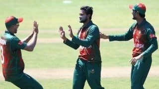 वेस्टइंडीज ODI सीरीज के लिए बांग्लादेशी टीम का ऐलान